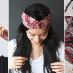 UPcycled Headband Workshop