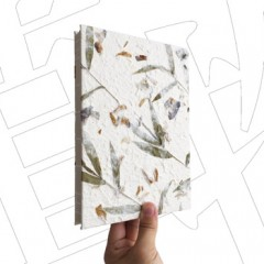 植物手縫書工作坊 Flora Bookbinding Workshop