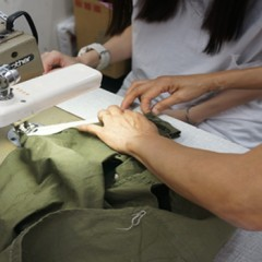 車縫基礎班 Beginners Sewing Workshop 25/9