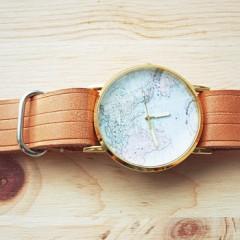 植鞣手縫革工作坊 - 皮手表帶