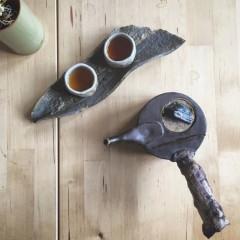 茶話 The Language of Tea 陶藝工作坊 - 樹紋茶器 Pottery Workshop - Tree Pattern Teaware