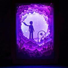 | 故事小夜燈 | 工作坊 | Story planet night lamp |