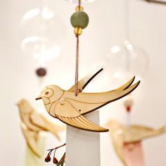 鳥語風鈴工作坊
