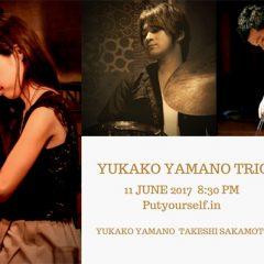 【Groovy Stage】YUKAKO YAMANO TRIO