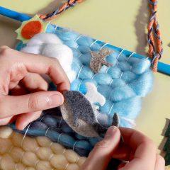 夏日樂園編織掛畫工作坊