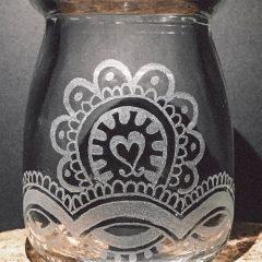 Glass Engraving Workshop 玻璃雕刻工作坊