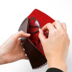 縫紉皮革眼鏡套工作坊 (又一城)
