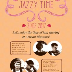 JAZZY TIME Episode#4