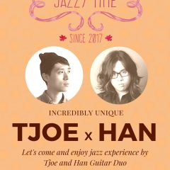 JAZZY TIME Episode#7 TJOE & HAN Guitar Duo