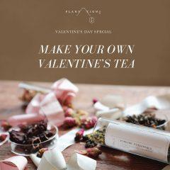 Make Your Own Valentine's Tea