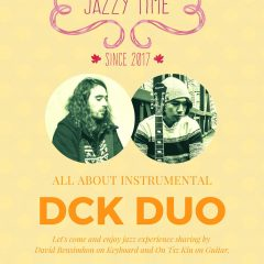 JAZZY TIME Episode#8 DCK DUO