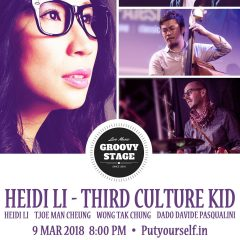 Groovy Stage: Heidi Li - Third Culture Kid