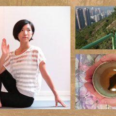 山上瑜伽與茶:人與自然的循環