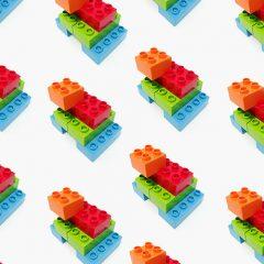 PMQ玩創夏樂園 -「變形方塊」工作坊 PMQ WOW Summer Fair - Big Bricks Workshop