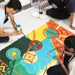 PMQ玩創夏樂園 -「圓圈畫畫」工作坊 PMQ WOW Summer Fair - Circle Painting Workshop