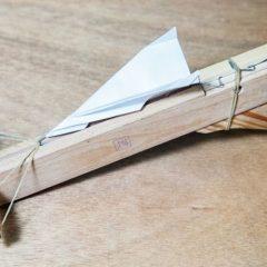 "PMQ玩創夏樂園 - 「紙飛機巨弩發射器」工作坊 PMQ WOW Summer Fair - ""DIY Paper Airplane Launcher"" Workshop"