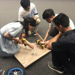 PMQ玩創夏樂園 - E-GoKart電能車!(示範及體驗) PMQ WOW Summer Fair - Electric Go-Kart Making! (Experience-based)