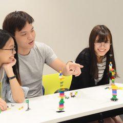 PMQ玩創夏樂園 -「玩中學習 · 動手思考 - LEGO®SERIOUS PLAY®」工作坊 PMQ WOW Summer Fair -LEGO® SERIOUS PLAY® Workshop