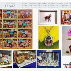Fotomo立體相片模型工作坊 - 刻劃消逝的過去 讓回憶「立」現眼前 Fotomo Workshop - Engraving the lost past into the 3D World