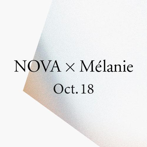 Opening Concert: NOVA Ensemble X Mélanie