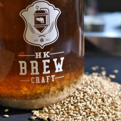 Nov 4th - HK Brewcraft 自釀啤酒工作坊 Homebrewing Workshop