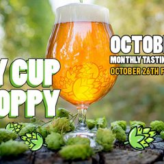 10月微醺星期五品酒工作坊 October Tasting Workshop - My Cup is Hoppy