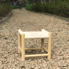 我們正在 聖誕市集 2018 |《糸品・椅想》編織椅墊體驗工作坊 | Kraptr