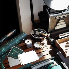 大館「藝術聖誕」工作坊 – 活版印刷DIY聖誕咭 Tai Kwun