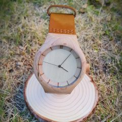 環保木錶工作坊