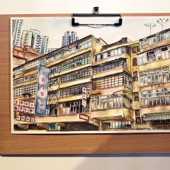城市速寫 Sketch and the City
