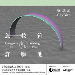 急救箱與許願池 Emergency Kit & Wishing Pool - 梁基爵 GayBird