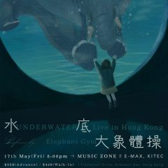 大象體操 Elephant Gym - 水底 Underwater Live In Hong Kong
