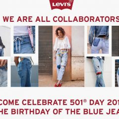 Levi's® 501 Day 2019 — We are all collaborators