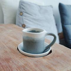 手捏陶體驗|茶杯與小陶盤