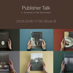 Book B presents: Publisher Talk by Science of the Secondary