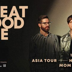Post Wave Presents: Great Good Fine Ok Live in Hong Kong 2019