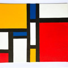 Summer Workshop for Kids: The Masterpiece - Piet Mondrian