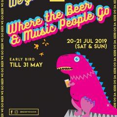 Beer We Go 精釀啤酒+音樂節