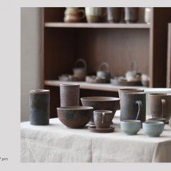 餐桌風景|器物市集+陶藝工作室開放日