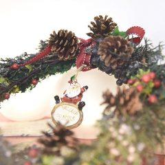 聖誕檞寄生花圈工作坊 Christmas Wreath (Mistletoe) Workshop