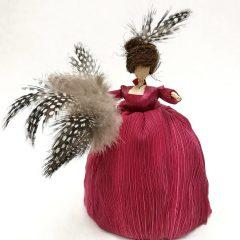 粟米衣娃娃(Corn Husk Doll) 工作坊