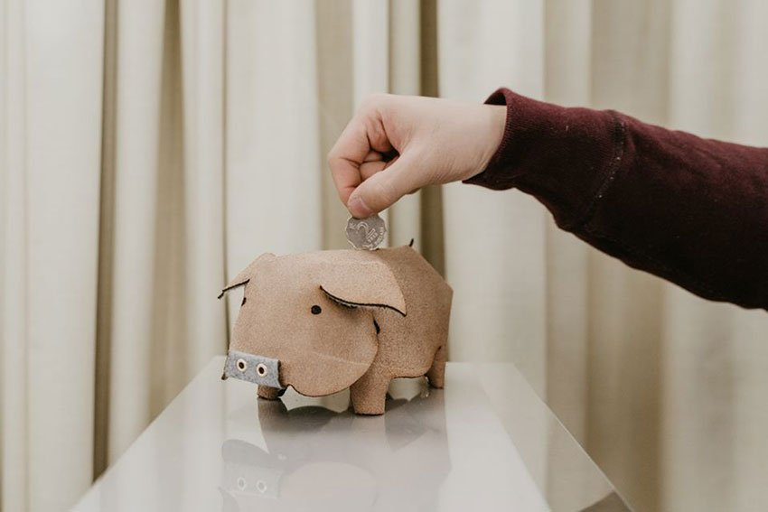 PUTYOURSELF.in ticketing 售票平台 - 豬籠入水環保皮錢罌工作坊 Upcycled Leather Piggy Bank Workshop