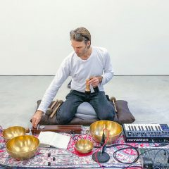 Holistic Sound - 藝術家 Shane Aspegren 的聲頻冥想活動 Sound Meditation with Artist Shane Aspegren